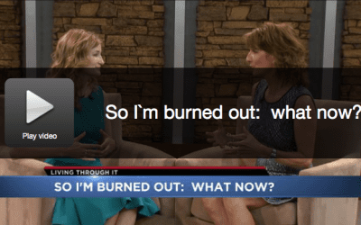 So You're Burned Out, What Now? — With Lois Melkonian