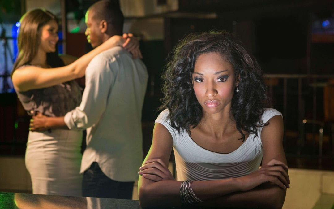 How to Deal When Your Ex Moves On…