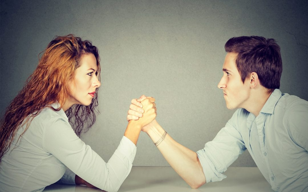 """Constant Arguing in a Relationship? Here's How to Stop Having """"The Same Fight"""""""