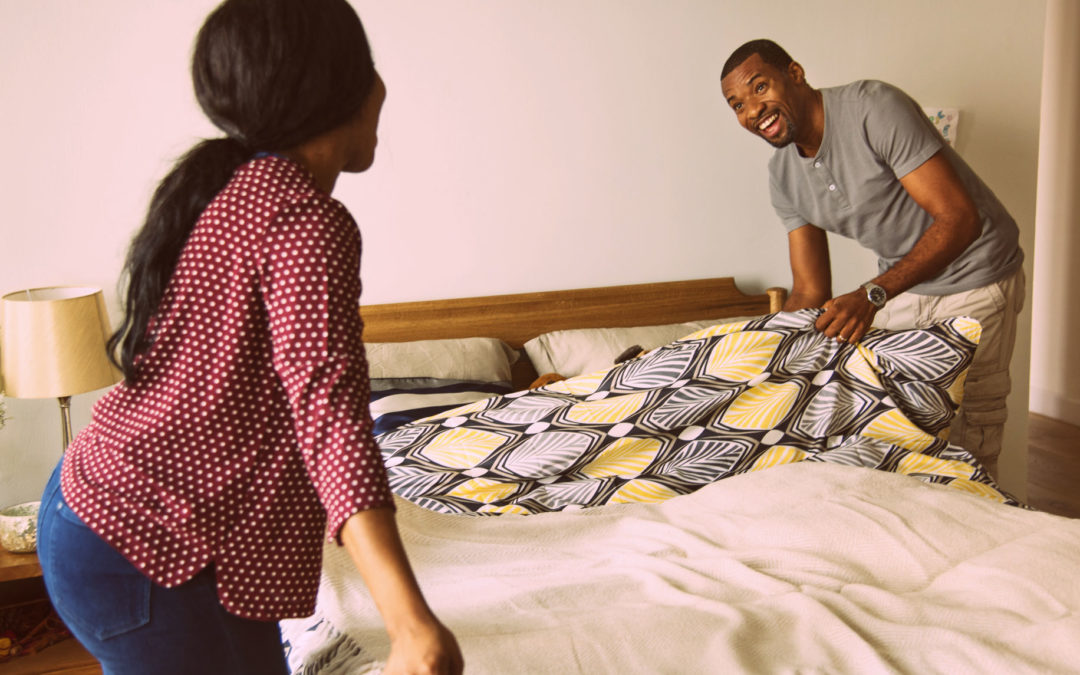 Men, Women and Housework: How to Create a More Egalitarian Relationship