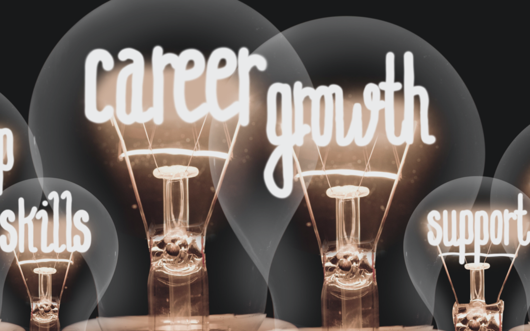 Career Growth: How To Set Yourself Up For Success!